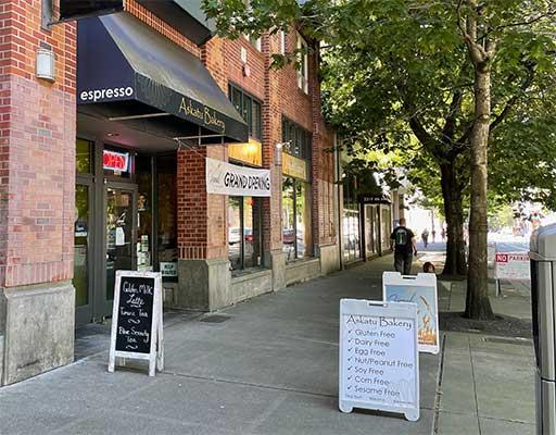 Askatu Bakery Storefront