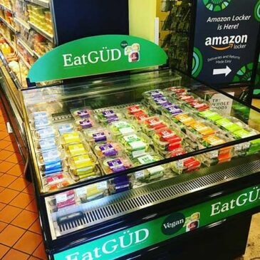 EatGUD Grab & Go Meals Store Case