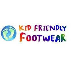 Kid Friendly Footwear Logo