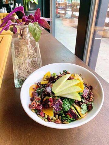 Life on Mars Quinoa Salad