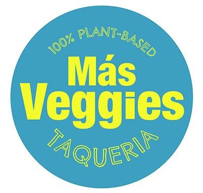 Mas Veggies Taqueria Logo