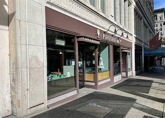 Piroshki on Third Storefront
